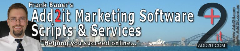 Add2it Marketing Software Scripts & Services